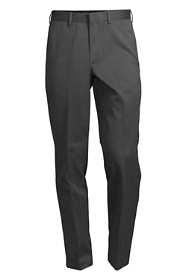 Men's Big and Tall Traditional Fit No Iron Twill Dress Pants