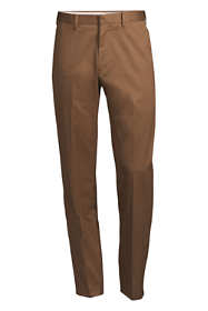 Men's Comfort Waist No Iron Twill Dress Trousers