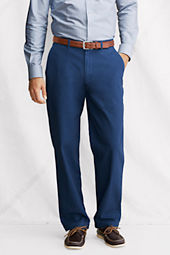 Men's Traditional Fit Sailcloth Chino Pants