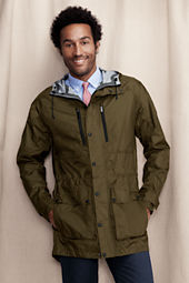 Men's Technical Parka
