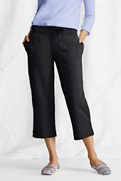 Women's Starfish Terry Crop Pants
