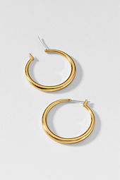 Women's Classic Hoop Earrings