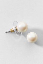 Women's Pearl Stud Earrings