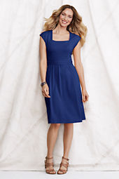 Women's Squareneck Dress