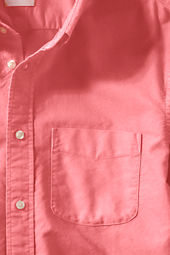 Men's Overdyed Oxford Shirt