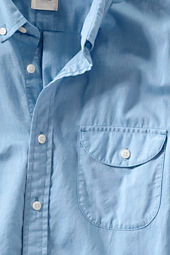 Men's Lightweight Chambray Shirt