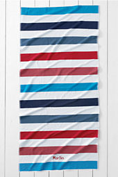Classic Stripe Beach Towel