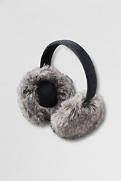 Girls' Fur Earmuffs