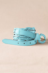 Women's Fishtail Braided Belt