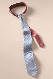 Men's Oxford Striped Tie