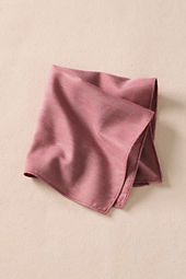 Men's Linen Cotton Pocket Square