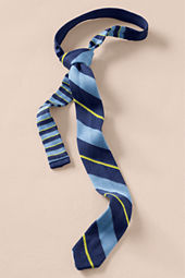 Men's Striped Knit Tie