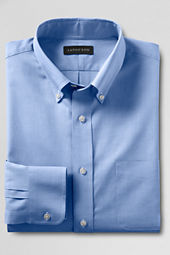Men's Tailored Fit Pinpoint Buttondown Shirt