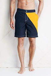 "Men's 9"" Flag Board Shorts"