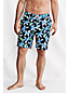 Men's Regular Floral Cargo Board Shorts