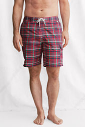 "Men's 9"" Yarn Dye Cargo Board Shorts"