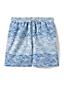 Men's 6-inch Patterned Swim Shorts