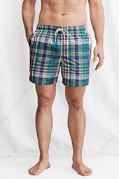 "Men's 6"" Yarn Dye Volley Swim Shorts"