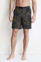 "Men's 9"" ShakeDry Print Cargo Board Shorts"