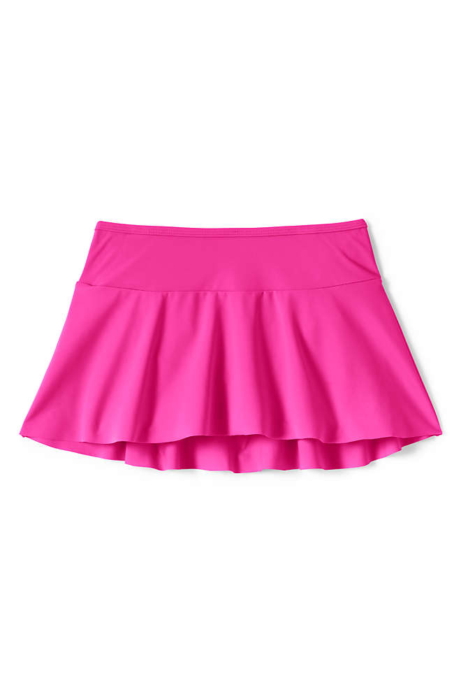 Girls Plus SwimMini Swim Skirt, Front