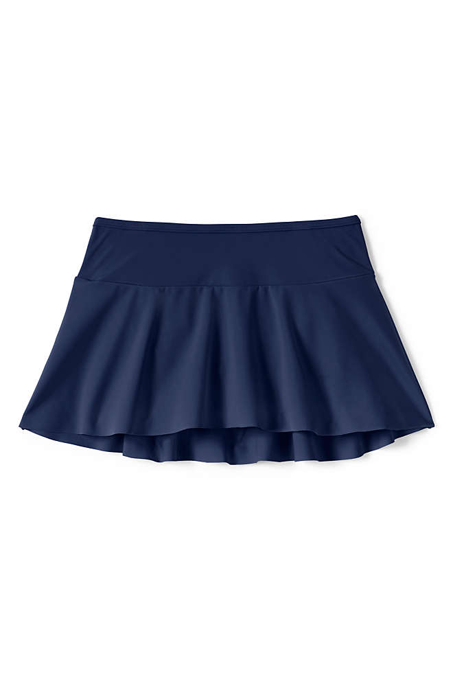 Little Girls SwimMini Swim Skirt, Front