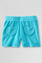 Girls' Terry Pull-on Swim Short