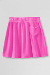 Girls' Terry Pull-on Swim Skirt