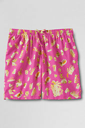 Girls' Woven Beach Shorts