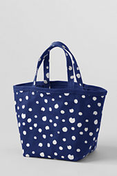 Girls' Canvas Tote