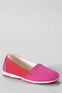 Girls' Alpargata Slip-on Shoes