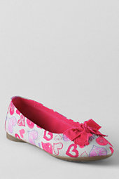 Girls' Maddie Bow Ballet Shoes