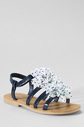 Girls' Arabella Flower Sandals