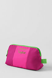 Girls' Solid Travel Organizer