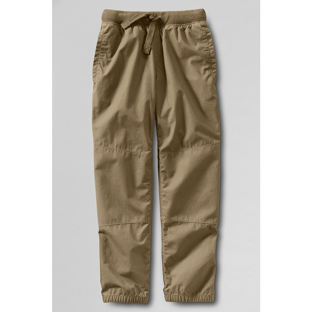 Lands' End Little Boys' Slim Iron Knee Boat Pants at Sears.com