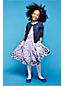 Feinstrick-Cardigan für kleine Mädchen