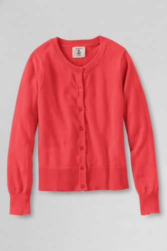 Little Girls' Plain Sophie Cardigan