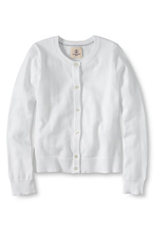 Girls' Plain Sophie Cardigan