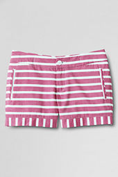 Girls' Oxford Welt Pocket Shorts