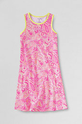 Girls' A-line Jersey Dress