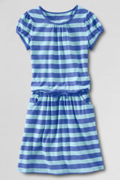 Girls' Drop Waist Dress
