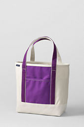 Colorblock Open Top Totes