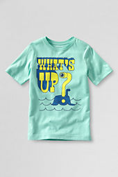 Boys' Short Sleeve Graphic T-shirt