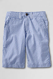 Boys' Seersucker Cadet Shorts