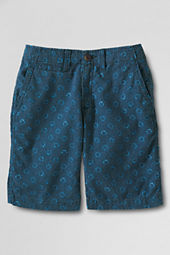 Boys' Pattern Cadet Shorts