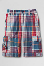 Boys' Pattern Trekker Shorts