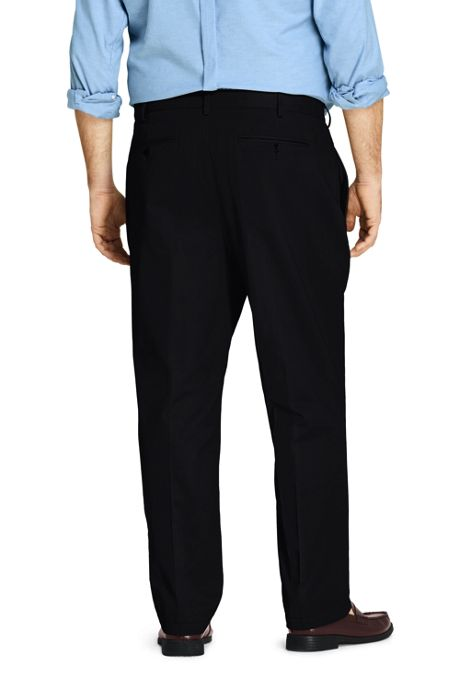 Men's Big and Tall Traditional Fit No Iron Chino Pants