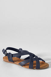 Women's Tracy Casual Flat Strappy Sandals