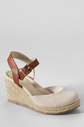Women's Cara Closed Toe Espadrilles
