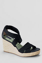 Women's Micah High Wedge Elastic Sandals