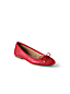 Women's Regular Bianca Bow Ballet Shoes